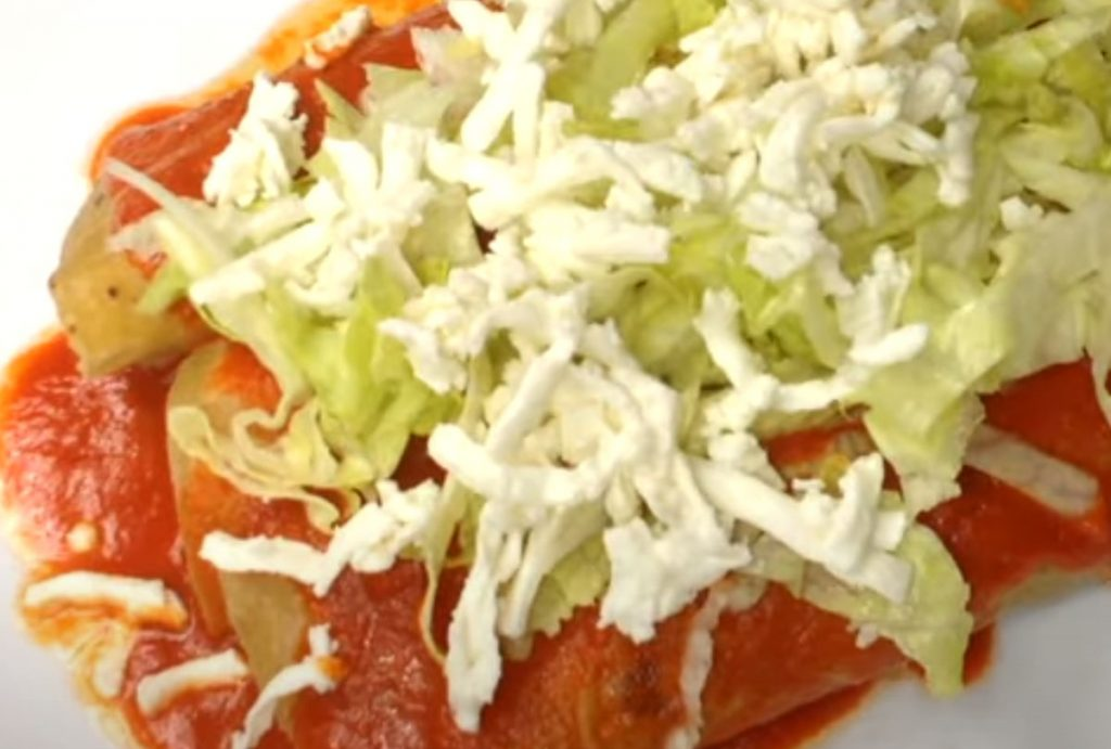 Como hacer Enchiladas Rojas