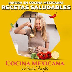 Recetas de Comida Mexicana Saludable