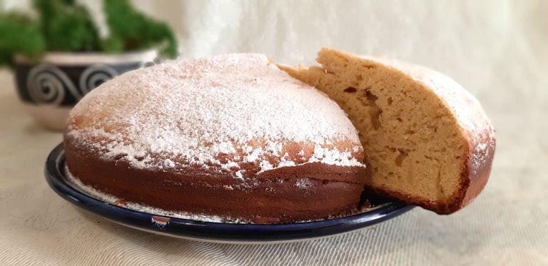 Panqué de Plátano y Nuez, la receta de Claudia